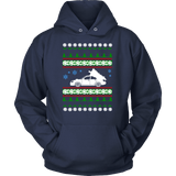 Subaru WRX STI Blobeye Ugly Christmas Sweater, hoodie and long sleeve t-shirt