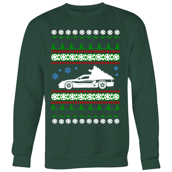 Acura NSX Ugly Christmas Sweater, hoodie and long sleeve t-shirt
