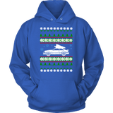 Ford Mustang GT Ugly Christmas Sweater, hoodie and long sleeve t-shirt 1980s