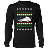 Volvo V70R Ugly Christmas Sweater hoodie and long sleeve t-shirt XC70