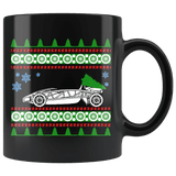 Ariel Atom Ugly Christmas Sweater Mug