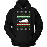 VW Mk1 Rabbit GTI Golf Ugly Christmas Sweater hoodie and long sleeve t-shirt