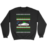 German Sports Car Porsche Cayman Style GT4 Ugly Christmas Sweater, hoodie and long sleeve t-shirt