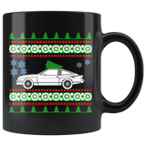 1977 Chevy Monza Christmas Sweater Mug