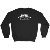 PNW Coupes and Sedans Boost Admin crewneck sweatshirt
