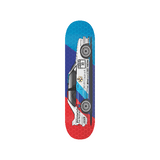 Car Art BMW E30 M3 Warsteiner DTM Skateboard Deck