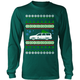 European Car Volvo 850R Race Car Ugly Christmas Sweater, Hoodie and long sleeve t-shirt sweatshirt