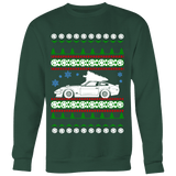Datsun 280ZX Ugly Christmas Sweater Hoodie and long sleeve t-shirt