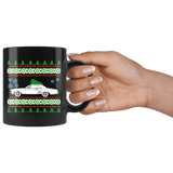 1964 Buick Riviera Christmas Sweater Mug