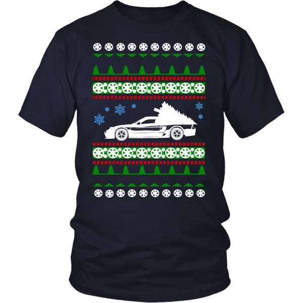 Acura NSX ugly christmas sweater t-shirt
