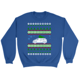 BMW i3 2014 Ugly Christmas Sweater, Hoodie and Long Sleeve T-shirt