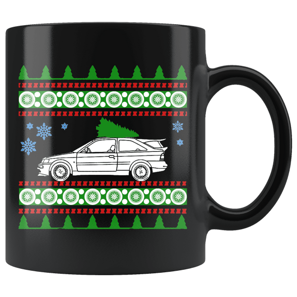 Escort Cossie Ugly Christmas Sweater Mug