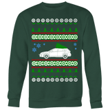 subaru crosstrek ugly christmas sweater