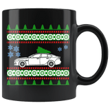 2016 Jaguar XJ Ugly Christmas Sweater Mug