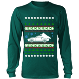 Nissan 370Z Ugly Christmas Sweater Hoodie and long sleeve T-shirt