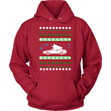 Honda Prelude Ugly Christmas Sweater, hoodie and long sleeve t-shirt