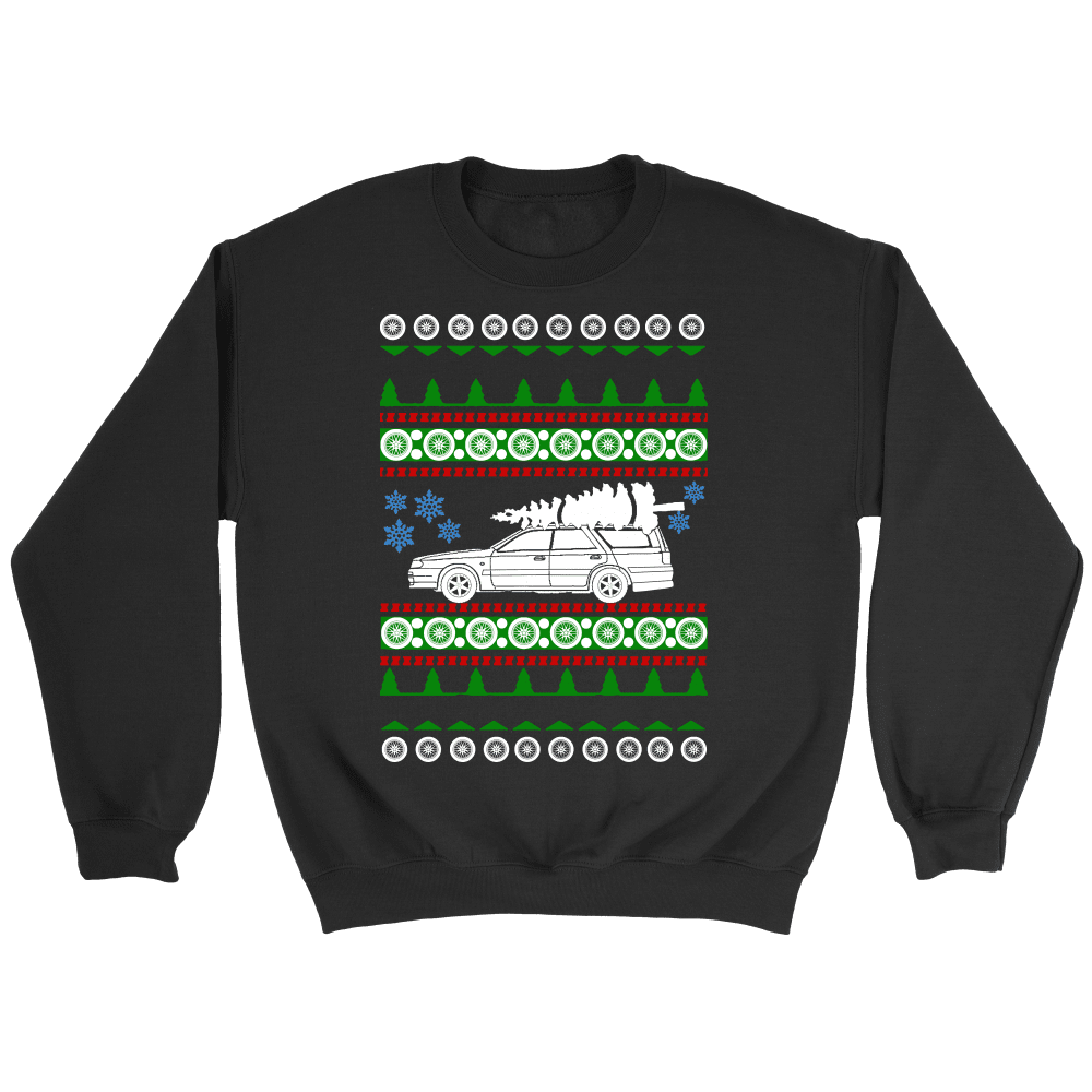 Nissan Stagea R34 GTR white tree Ugly Christmas Sweater, Hoodie and long sleeve t-shirt