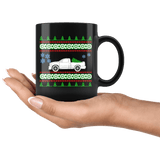 Dodge Ram SRT10 Viper Truck Ugly Christmas Sweater Mug