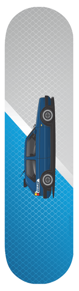 VW MK2 Golf GTI Skateboard Deck 16v vr6