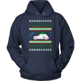 Renault R5 Turbo Ugly Christmas Sweater, hoodie and long sleeve t-shirt sweatshirt