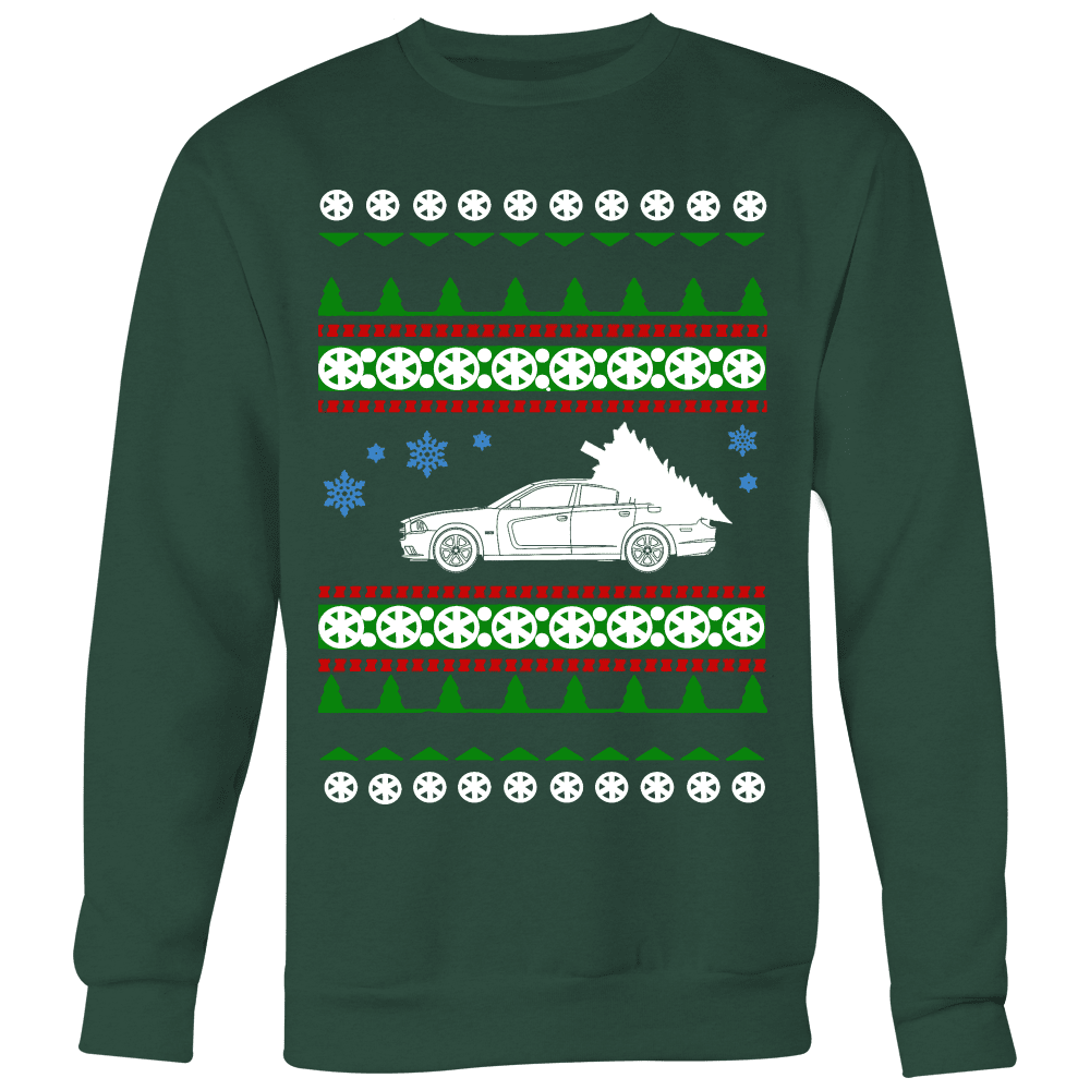 Dodge Charger SRT Hellcat Ugly christmas sweater, hoodie and long sleeve t-shirt sweatshirt