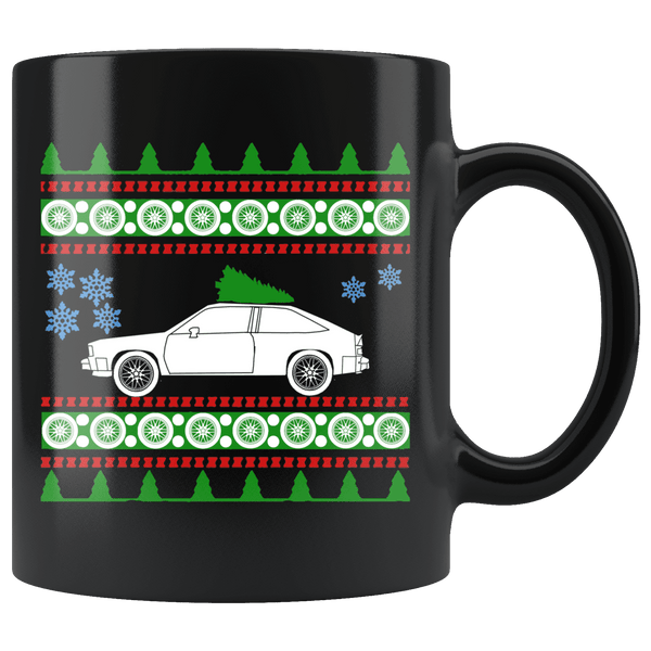 1981 Chevy Citation X11 Christmas Sweater Mug