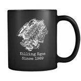 Nissan RB26DETT Killing Ego's 11oz Coffee Mug
