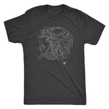 Toyota 3SGTE Engine Blueprint Series T-shirt