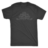 Engine Blueprint Series  Air Cooled Porsche Engine Blueprint Illustration Series t-shirt