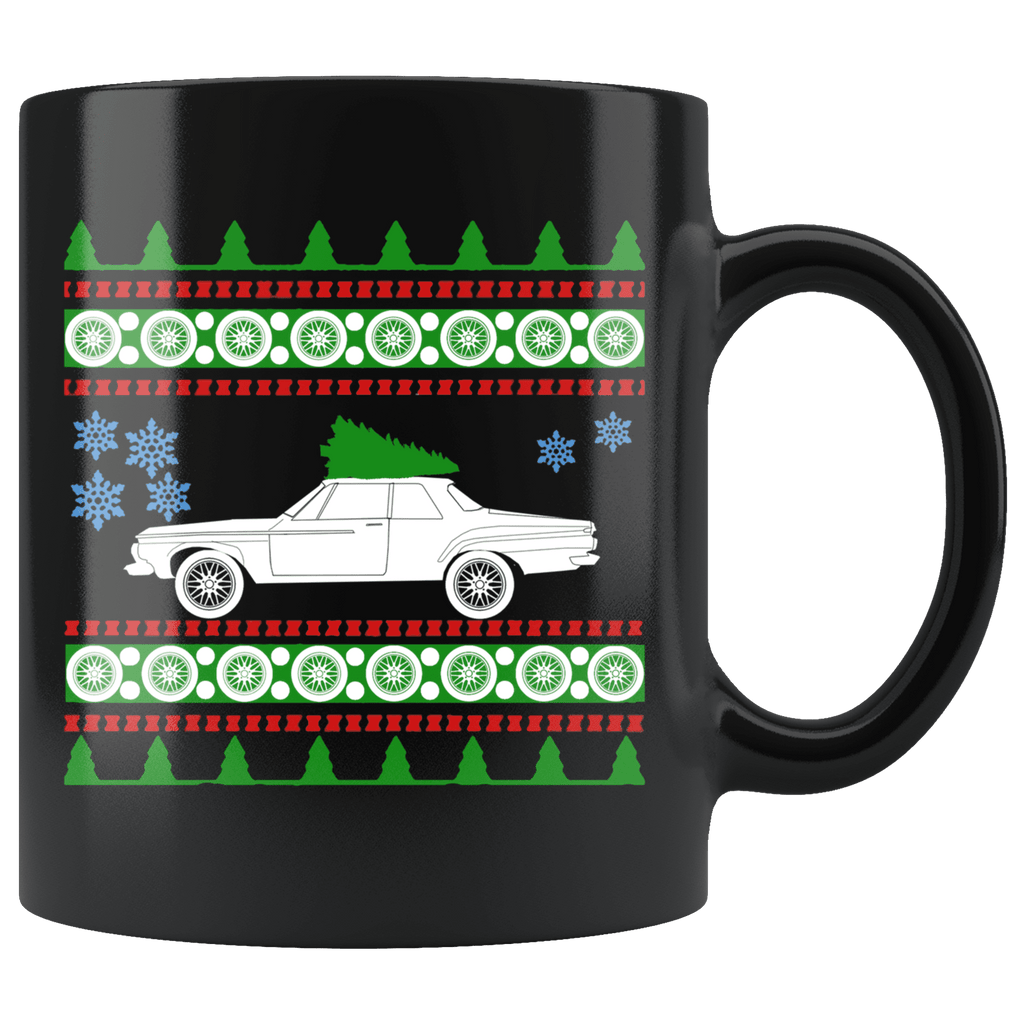 1962 Dodge Dart Christmas Sweater Mug