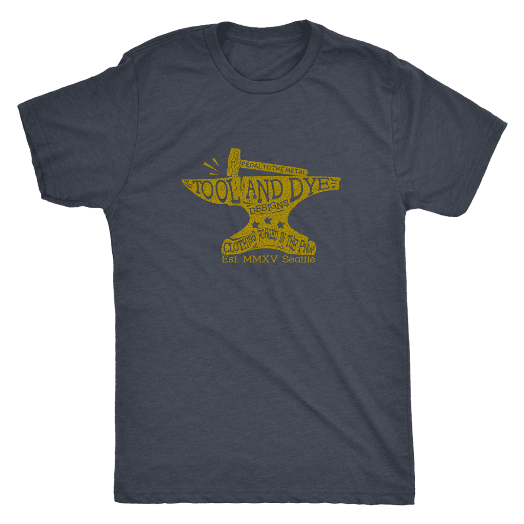 Pedal to the Metal Mens Tri-Blend T-shirt