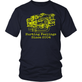 Subaru EJ Hurting Feelings  Mens and Womens T-shirt