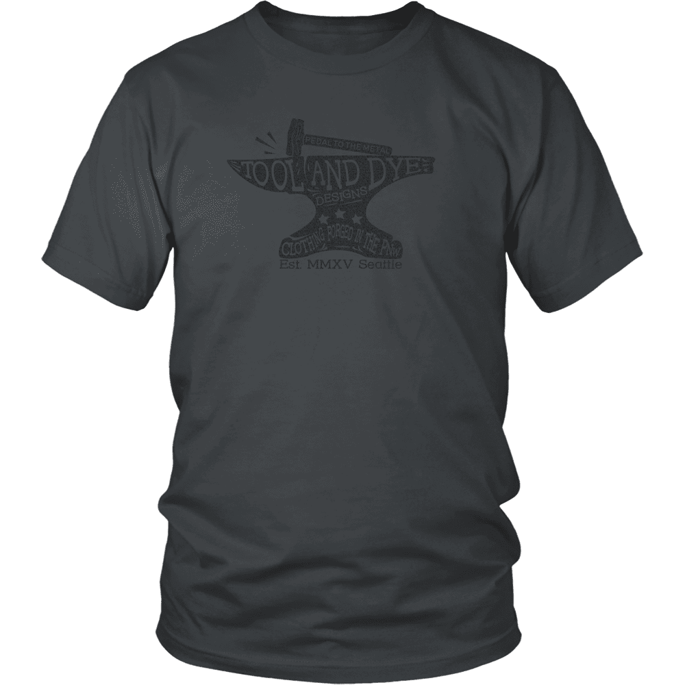 Pedal to the Metal Mens (unisex) T-shirt