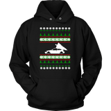 Honda Civic EK hatchback Ugly Christmas Sweater  Hoodie