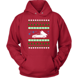 Ford Focus RS Ugly Christmas Sweater, hoodie and long sleeve t-shirt