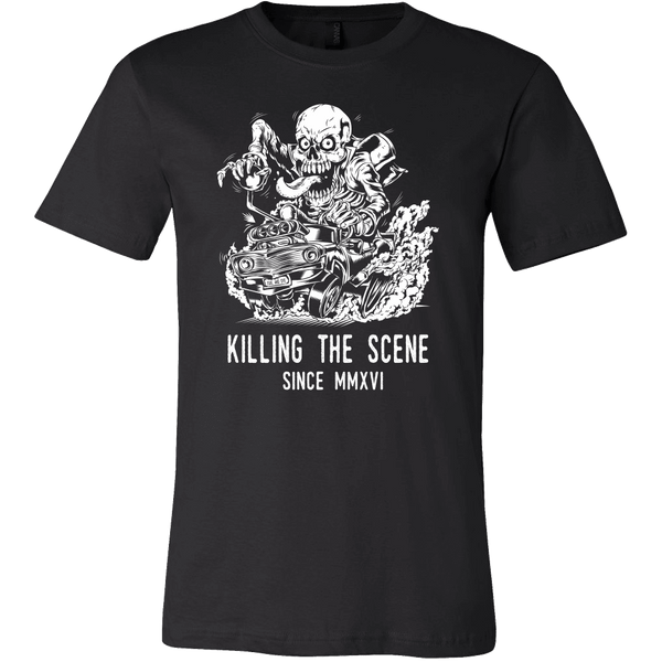Killing The Scene mens t shirt- Tool and Dye Designs