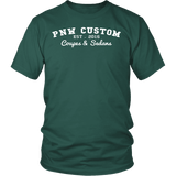 PNW Custom Coupes and Sedans Logo shirt