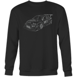 CyberEvo Time Attack Lancer Evolution Shirt and sweatshirts