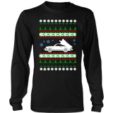 German Car Porsche style 911 Ugly Christmas Holiday Sweater and t-shirt