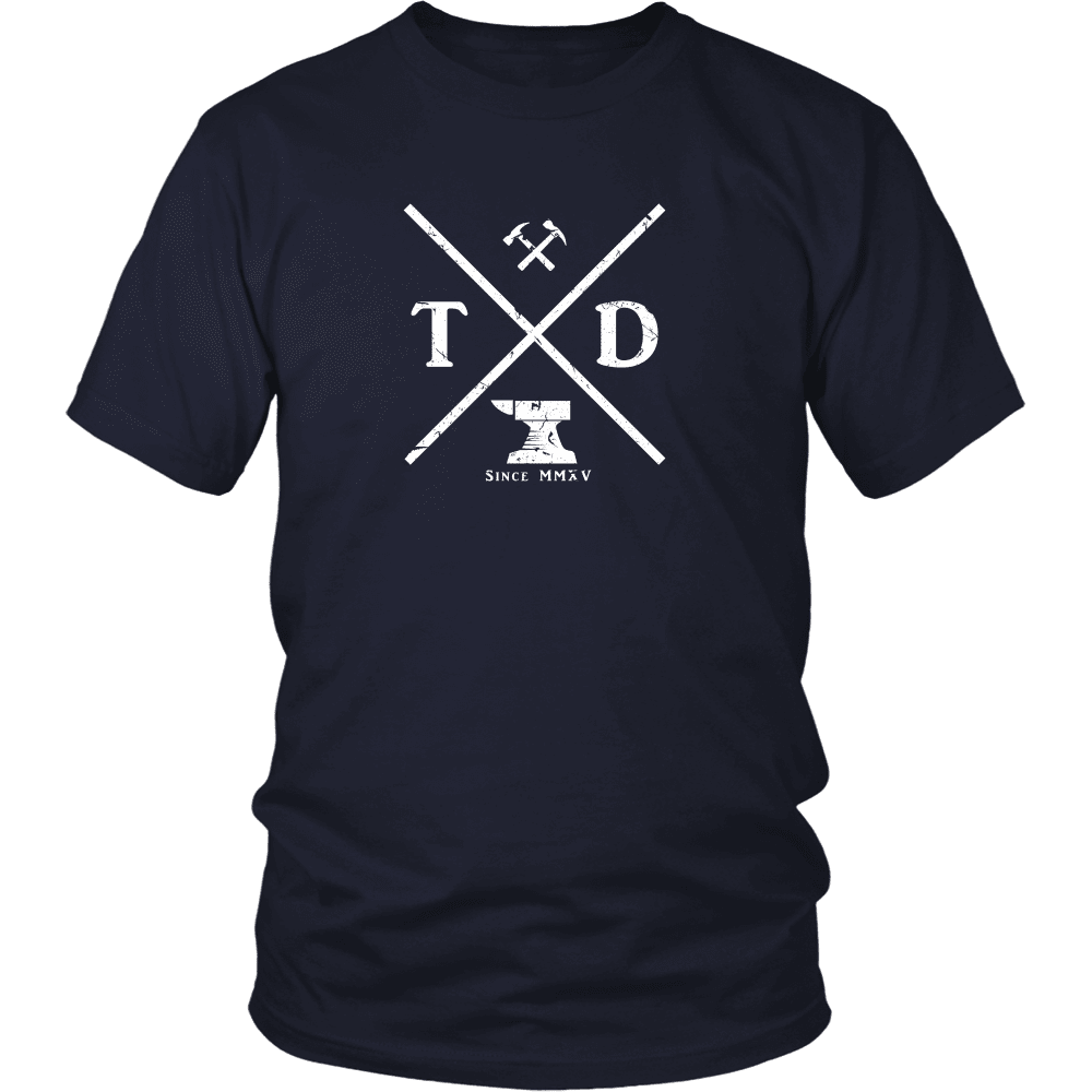 Tool and Dye Fabrication T shirt mens, womens and hoodies