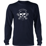 Tool and Dye Designs Speed Demon Long sleeve T shirt mens (unisex)