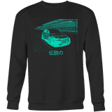Legendary CyberEvo Lancer Evolution Shirt and Hoodie