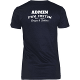 PNW Custom Coupes and Sedans Boost Admin shirts