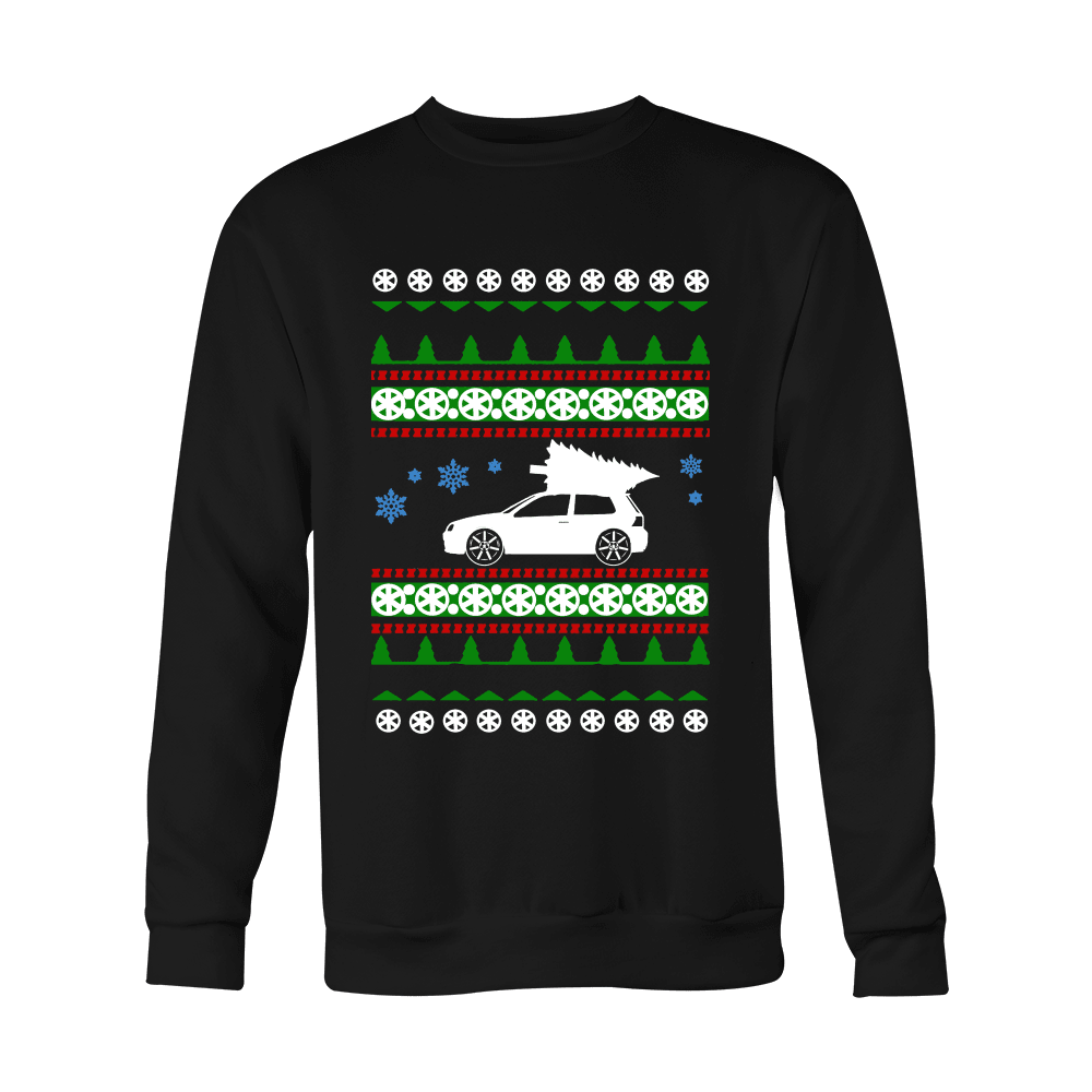 VW mk4 R32 Golf GTI Ugly Christmas Sweater