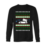 German Car like mk4 R32 Golf GTI Ugly Christmas Sweater