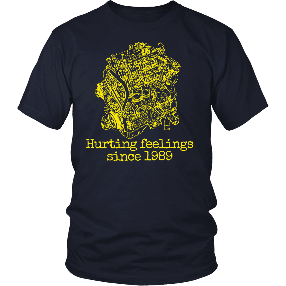 4G63 Hurting Feelings Since 89 Mens(unisex) T Shirt