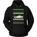 DeLorean DMC-12 Ugly Christmas Sweater, Hoodie and long sleeve t-shirt sweatshirt