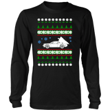 Dodge Challenger SRT Hellcat Ugly Christmas Sweater, hoodie and long sleeve t-shirt