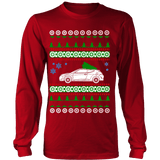 "Hyundai Veloster Ugly Christmas ""sweater"" long sleeve t-shirt sweatshirt"