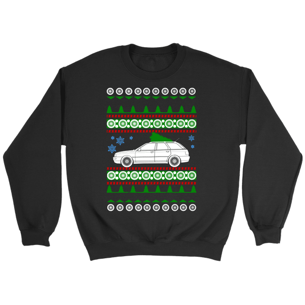 German Car Audi RS2 Avant Ugly Christmas Sweater, hoodie and long sleeve t-shirt